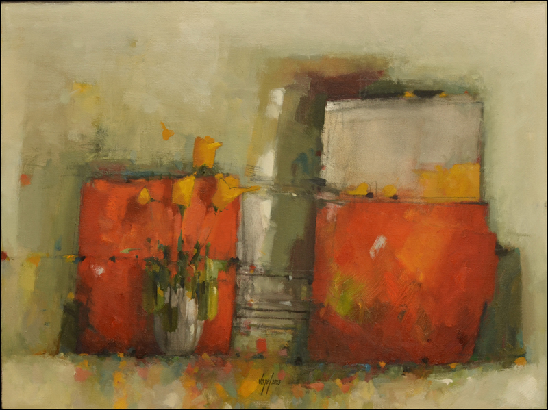 Still life 21 oil/canvas 60 x 80 cm