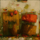 Still life 25/O oil/canvas 40 x 40 cm