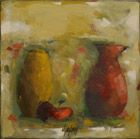 Still life oil/canvas 30 x 30 cm 2014